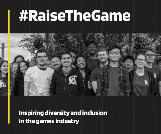 #raisethegame