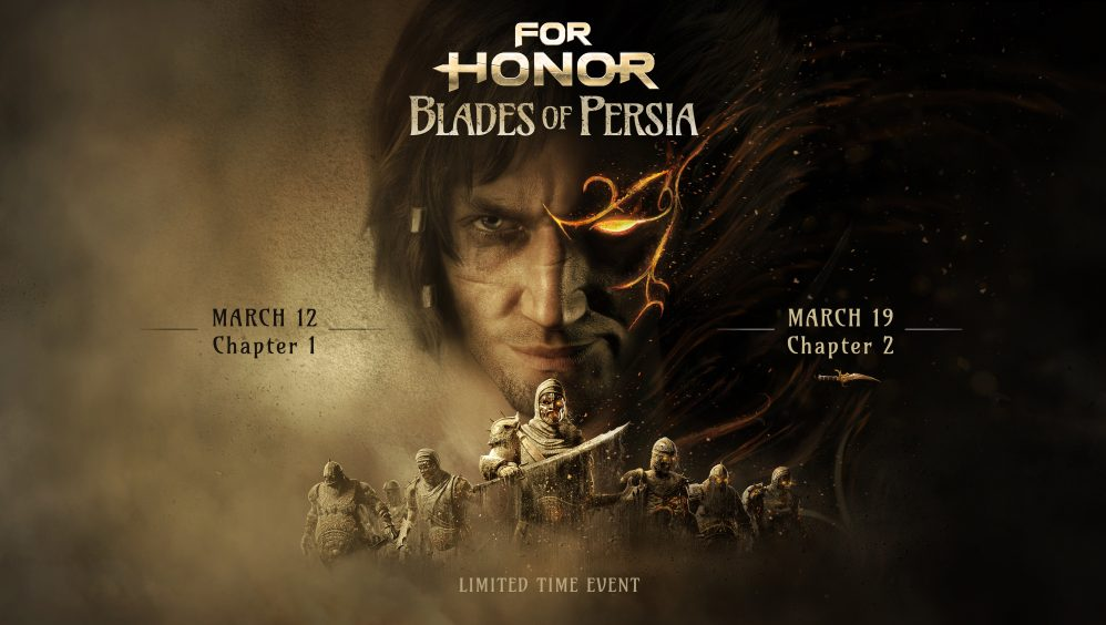 Prince of Persia For Honor