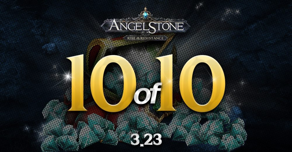 ANGEL STONE Starts Spring Season Events