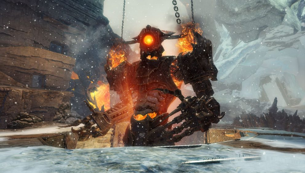 Guild Wars 2 Visions of the Past: Steel