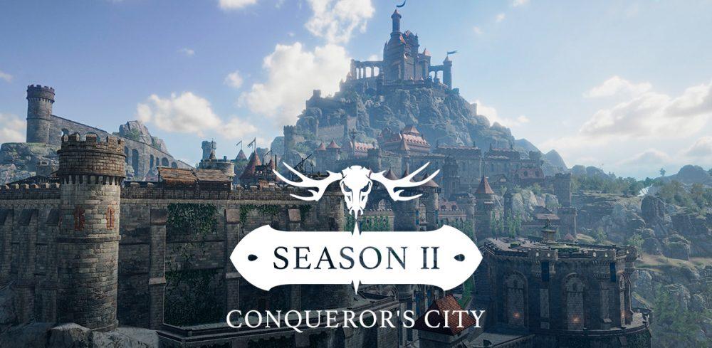 Conqueror's Blade Conqueror's City