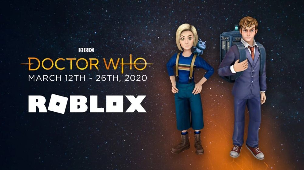 Doctor Who Roblox