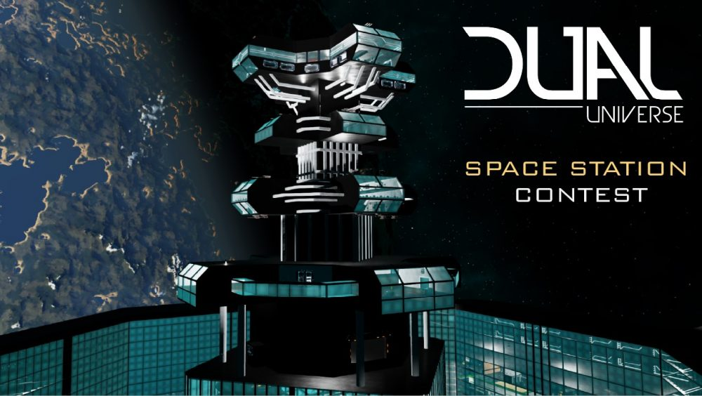 Dual Universe Space Station Building Contest