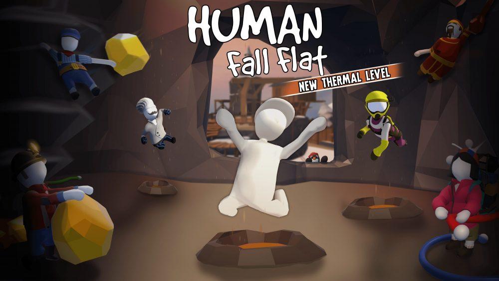 Human Fall Flat Update Thermal