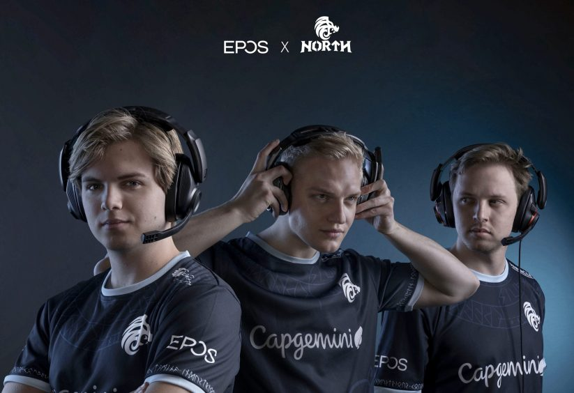 EPOS extends partnership with North Esports
