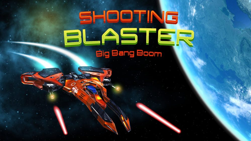 Shooting Blaster Big Bang Boom