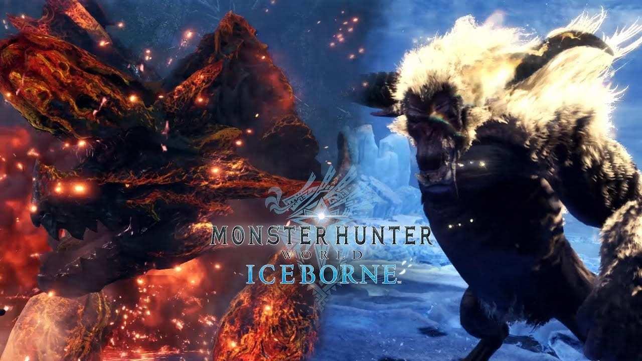 Monster Hunter World Iceborne Free Title Update #3