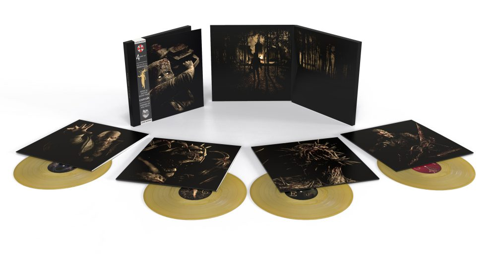 Resident Evil 4 soundtrack comes to vinyl