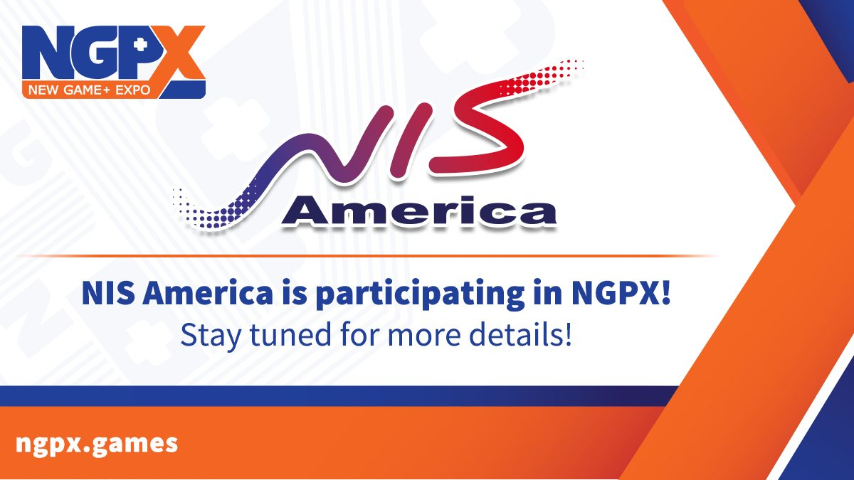 NIS America to participate in New Game+ Expo!