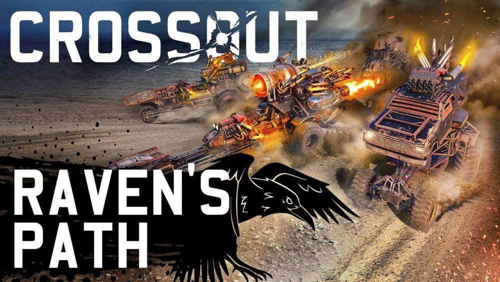 Crossout Ravens Path