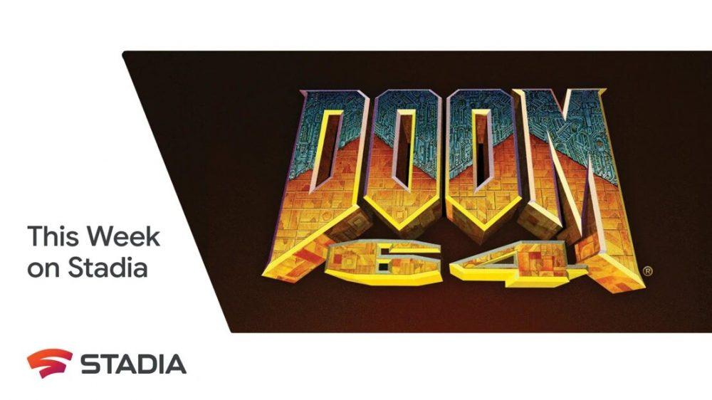Doom 64 stadia