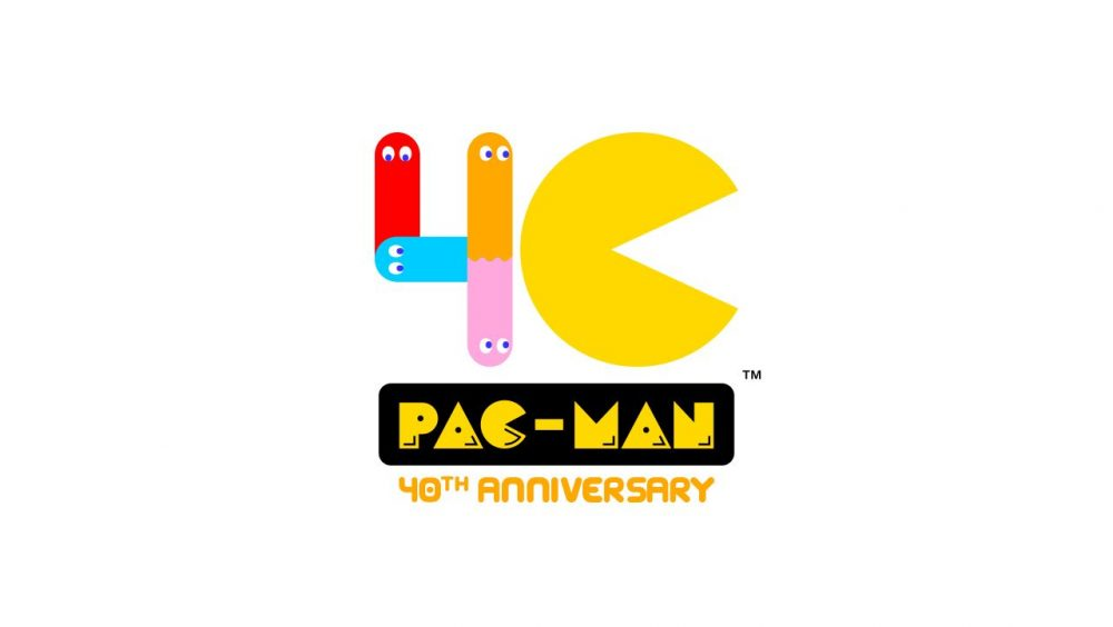 PAC-MAN Celebrates His 40th Birthday