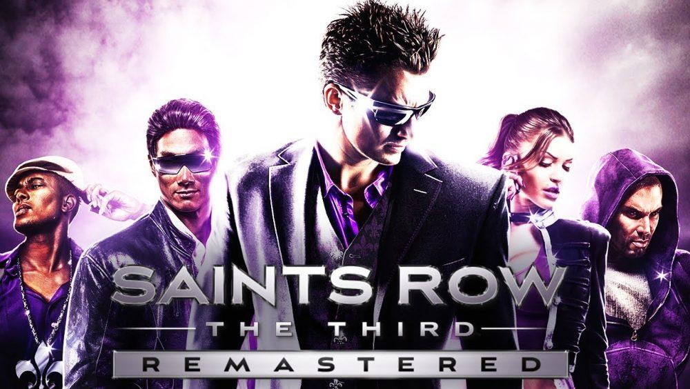 Saints Row The Third - Remastered