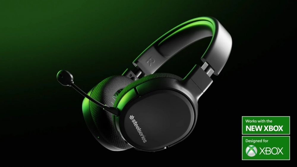SteelSeries Arctis 1 Wireless for Xbox