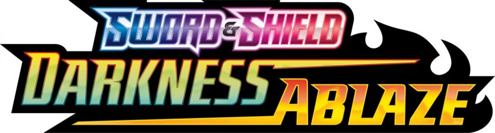 Sword & Shield—Darkness Ablaz