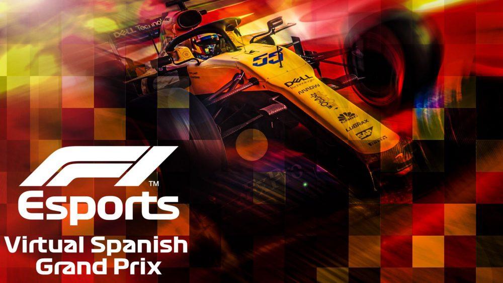 Virtual Spanish Grand Prix