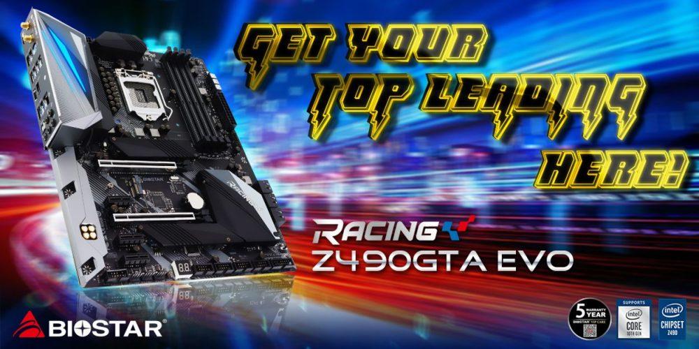RACING Z490GTA EVO