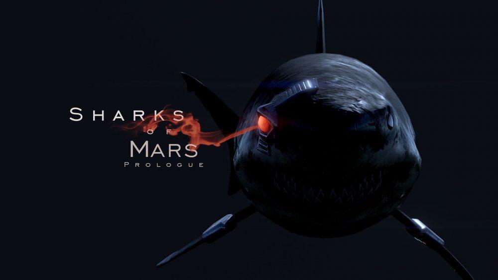 sharks of Mars