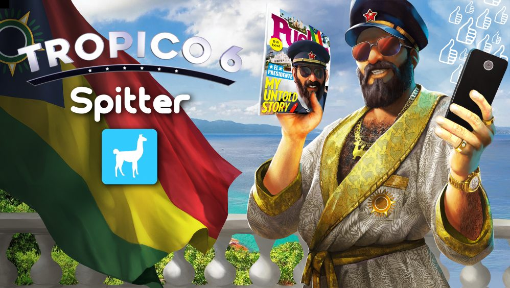 Tropico 6 Spitter DLC