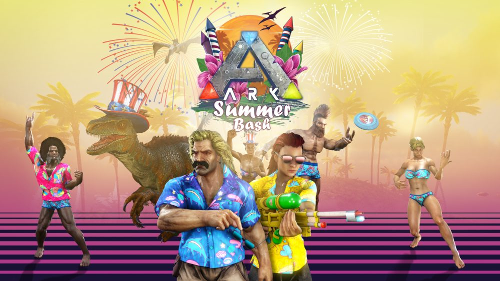 ARK Survival Evolved's Summer Bash
