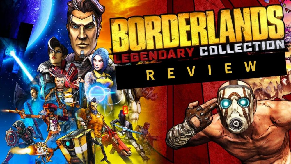 Borderlands Legendary Collection Switch Review IGC