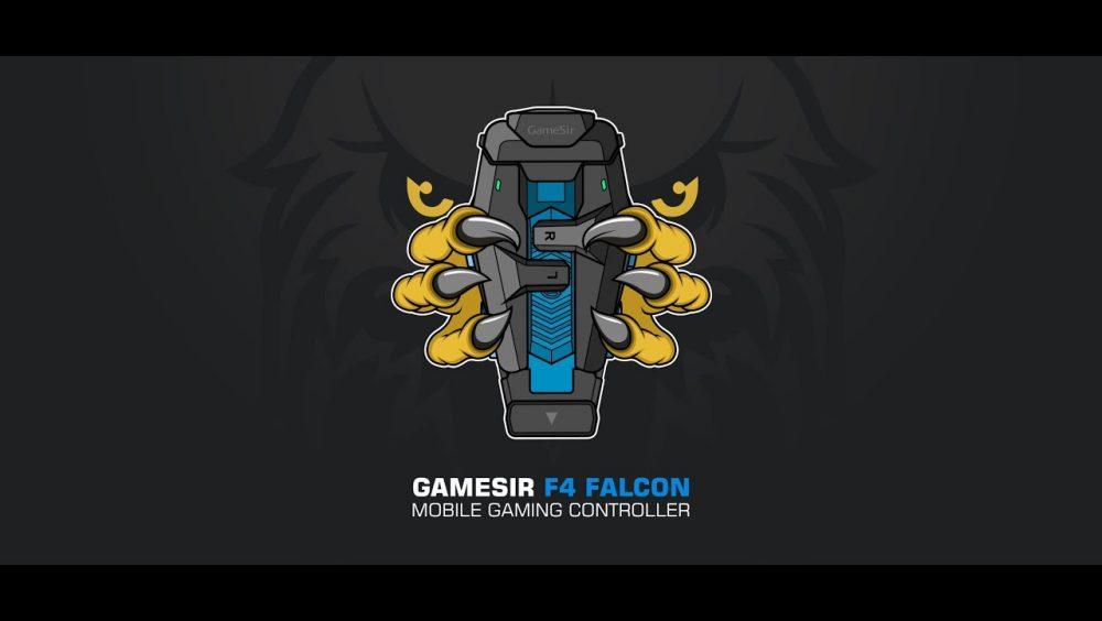 F4 Falcon Mobile Controller