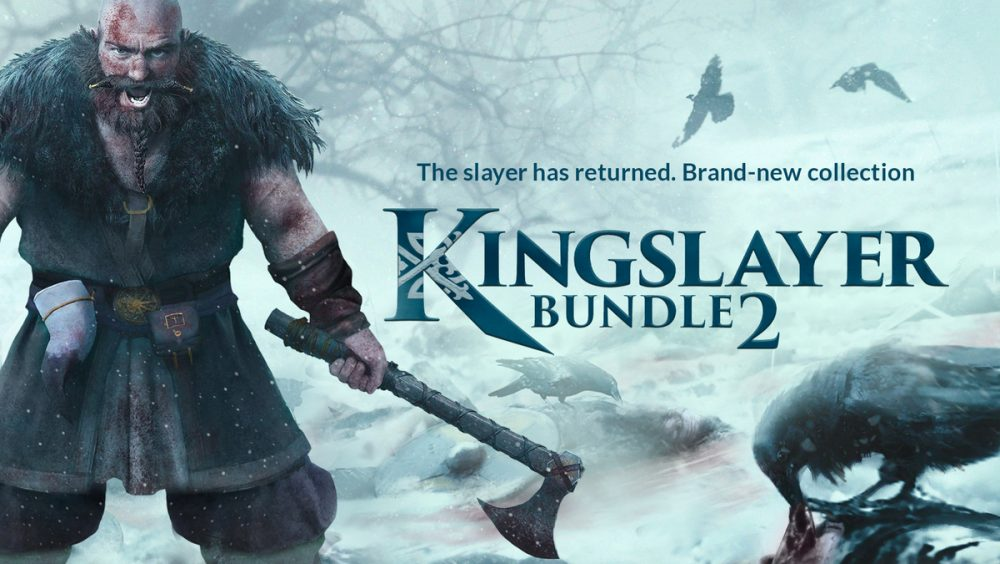 Kingslayer Bundle 2