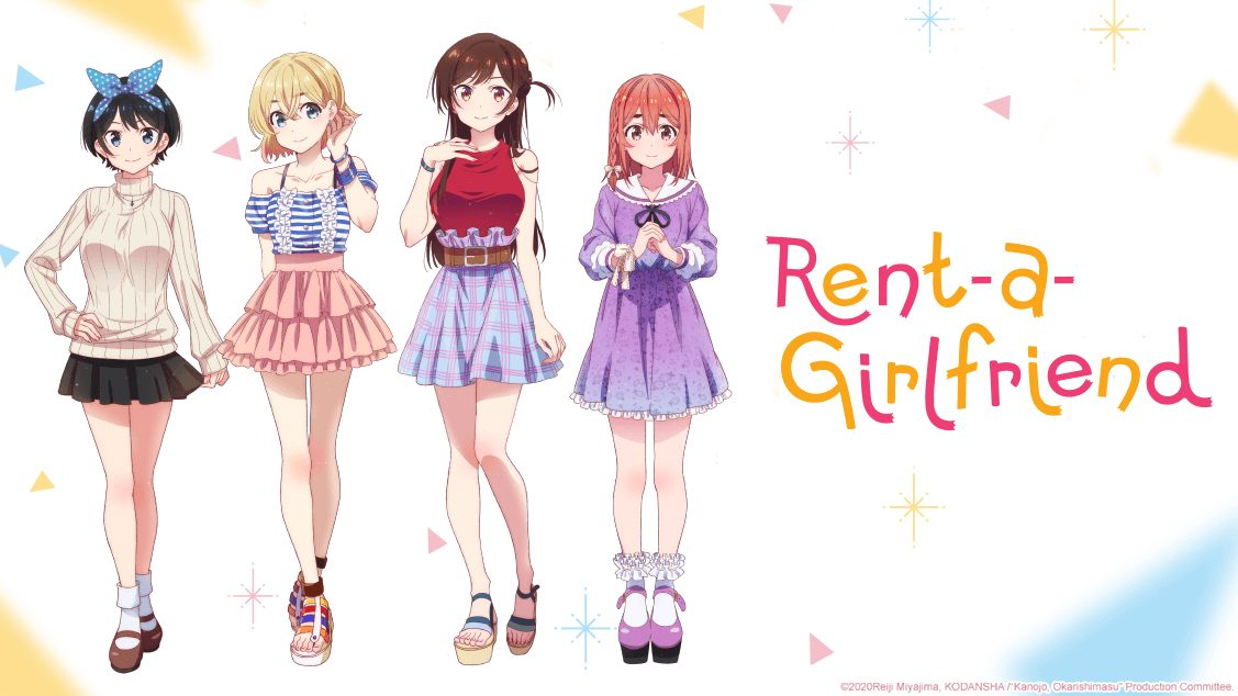 Rent-a-Girlfriend