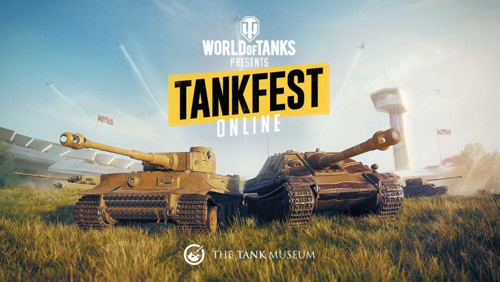Tankfest Online