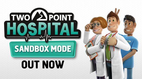 two point hospital sandbox mode