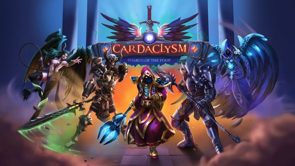 Cardaclysm Shards of the Four