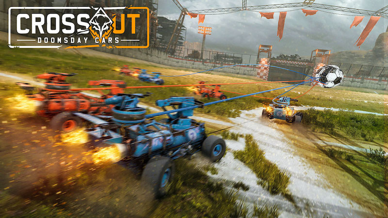 Crossout doomsday cars