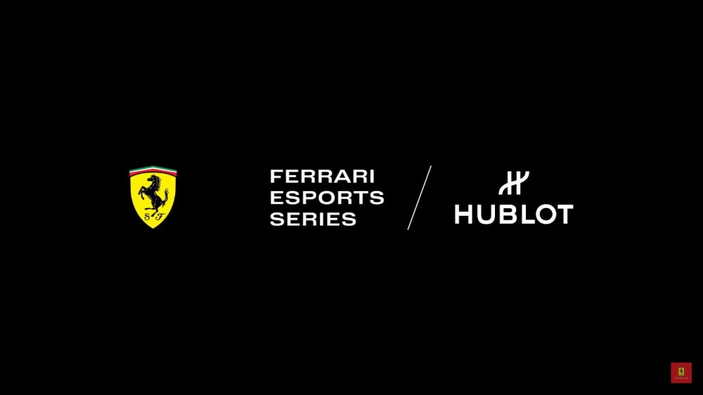 Ferrari Hublot eSport Series