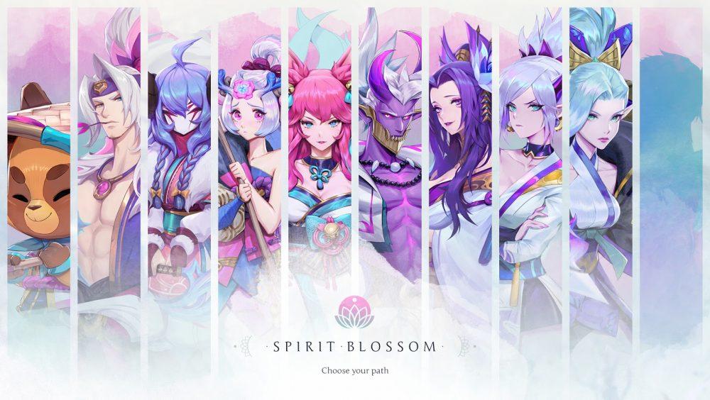 League of Legends - Spirit Blossom