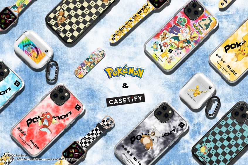 CASETiFY Pokémon