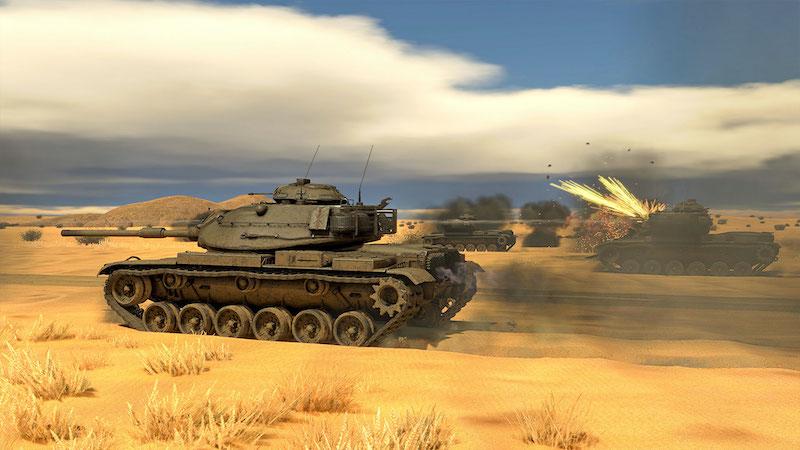 The next World War season begins in War Thunder
