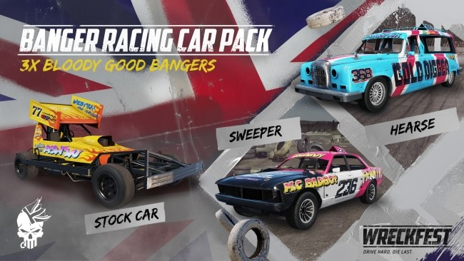 Wreckfest Banger Racing