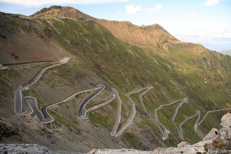 Most Challenging Roads