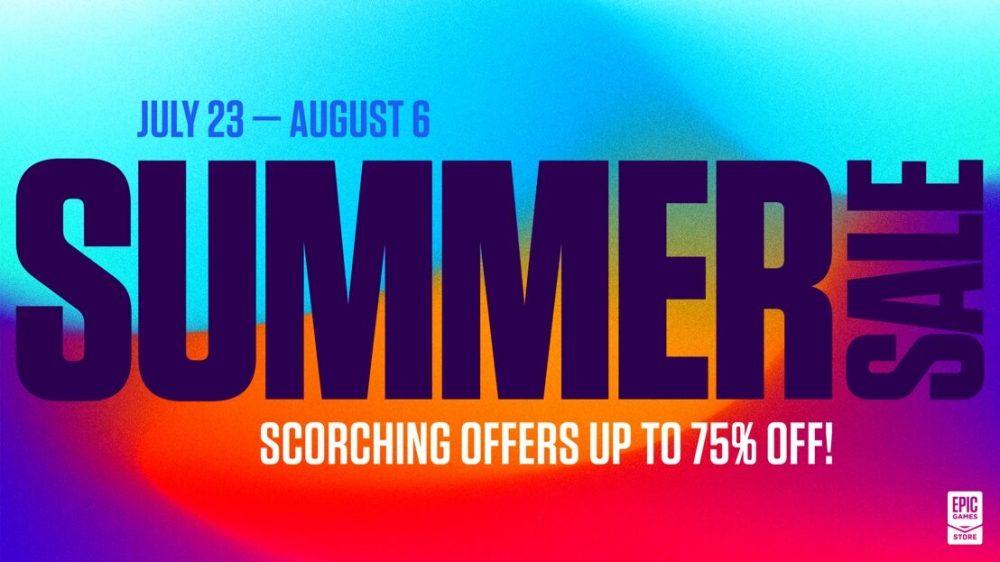 Epic Games Summer Sale
