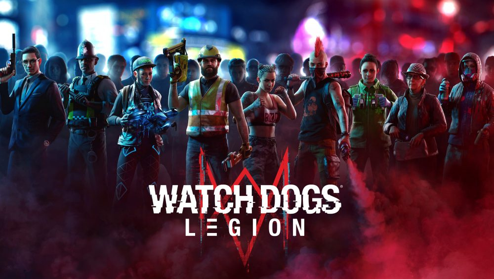 watchdogs legion