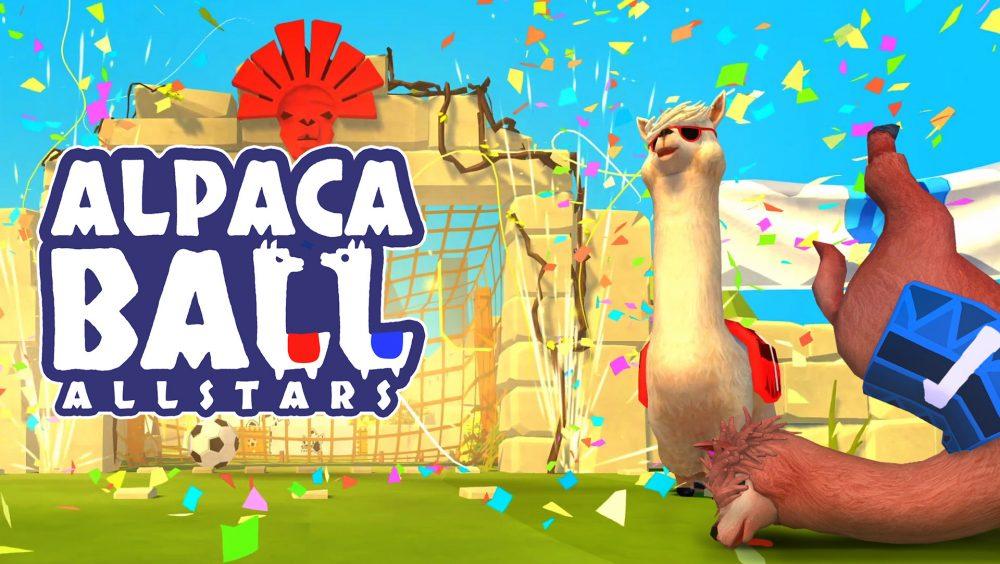 Alpaca Ball Allstars