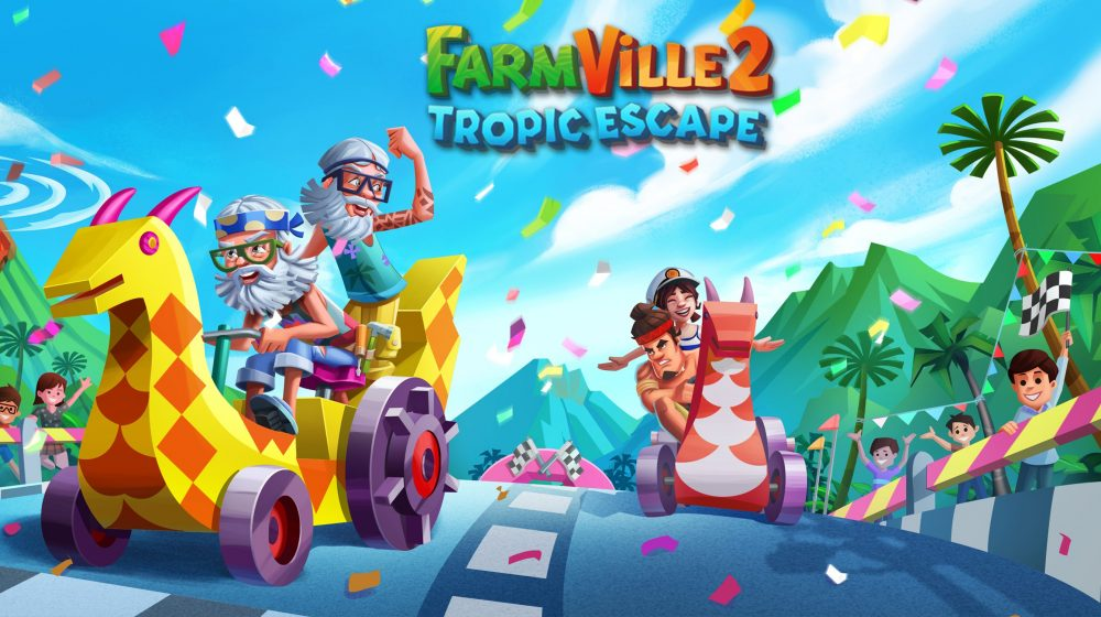 FarmVille 2 Tropic Escape