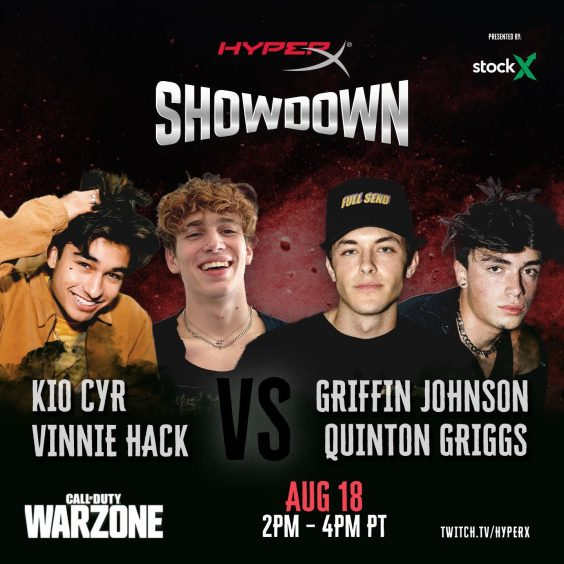HyperX Showdown
