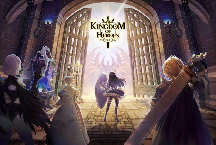 Kingdom of Heroes Tactics War