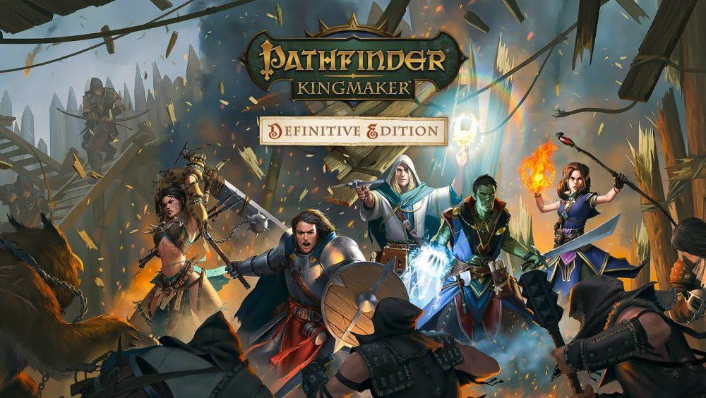 Pathfinder Kingmaker Definitive Edition