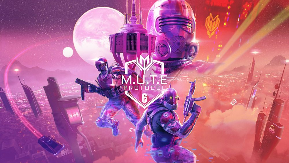 Tom Clancy's Rainbow Six Siege Year 5 Season 2: M.U.T.E. Protocol