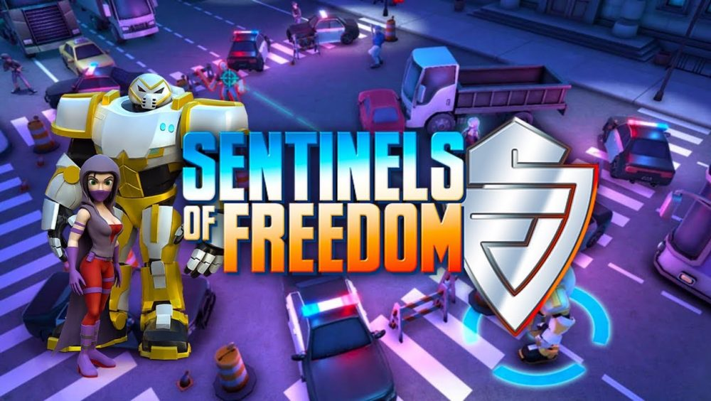 Sentinels of Freedom