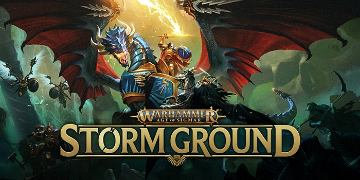Warhammer Age of Sigmar Storm Ground