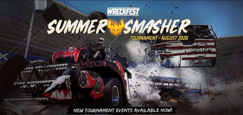 Wreckfes SUMMER SMASHER Tournament