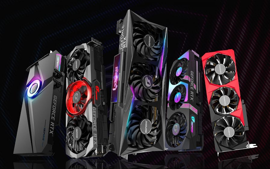 COLORFUL Launches New GeForce RTX 30 Series